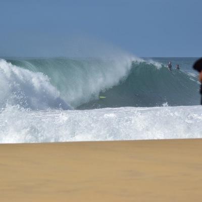 Location de planche de surf pour avancé à Seignosse