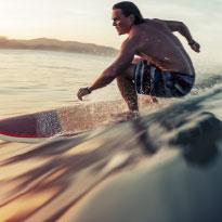 Location de planche de surf pour confirmé à Seignosse