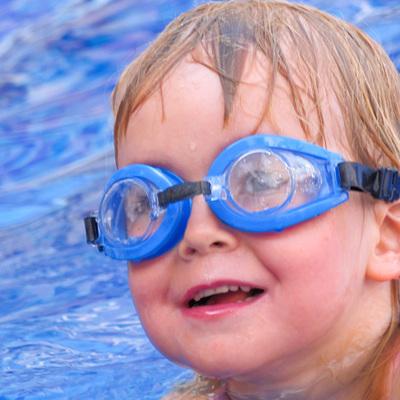 Cours de natation pour enfants à Seignosse