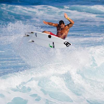 Location de planche de surf pour débutant à Seignosse