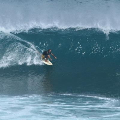 Stage de surf pour niveau enfant à Seignosse