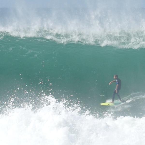 ecole de surf hossegor : stage et cours de surf à Seignosse